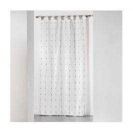 Závěs Filio Loops White 140x260 cm