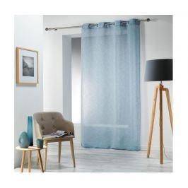 Záclona Carlin Blue 140x240 cm