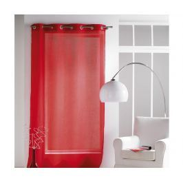 Záclona Paloma Red 140x240 cm