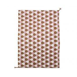Koberec Tiles Terra 150x250 cm
