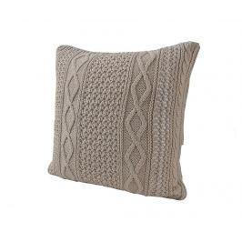 Dekorační polštář Bradford Ondy Flax 40x40 cm