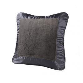 Dekorační polštář Verona Dark Grey 40x40 cm