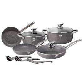 Sada na vaření, 11 dílů Royal Grey