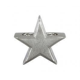 Podstavec na svíčky Silver Star Double M
