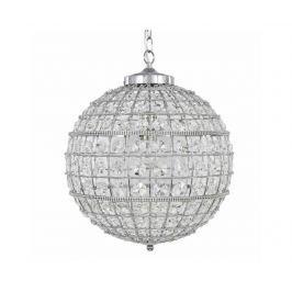 Závěsná lampa Crystal Light Ball M