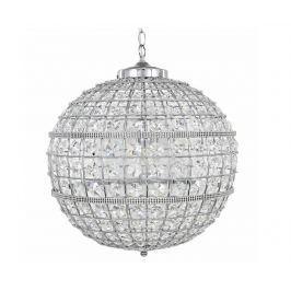 Závěsná lampa Crystal Light Ball L