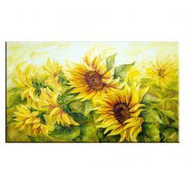 Obraz Sunflower Field 100x140 cm