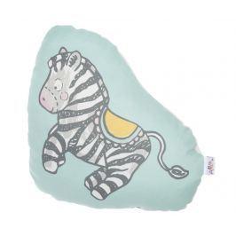 Dekorační polštář Cute Zebra 28x29 cm