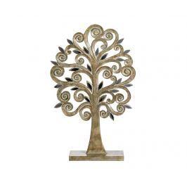 Dekorace Tree Champagne