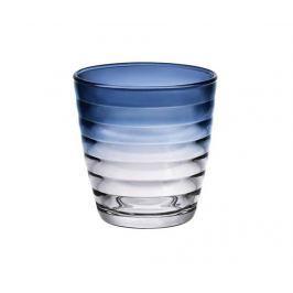 Sklenice Circles Blue 270 ml