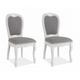 Sada 2 židlí Norton