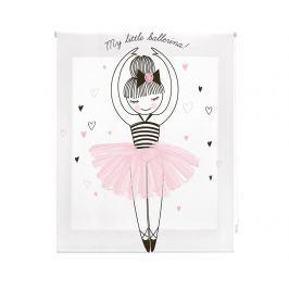 Zatemňovací roleta My Little Ballerina 120x250 cm