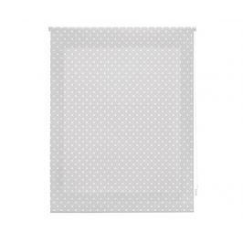 Zatemňovací roleta Dots Grey 180x250 cm