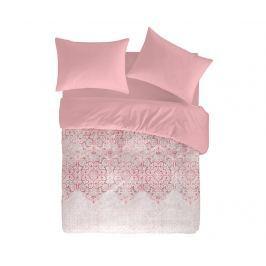 Povlak na peřinu Percale Jade Pink 155x220  cm