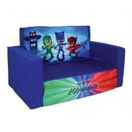 Rozkládací pohovka pro děti PJ Mask