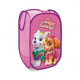 Skládací úložný koš na hračky Paw Patrol Girl