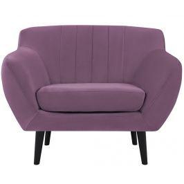 Křeslo Toscana Purple