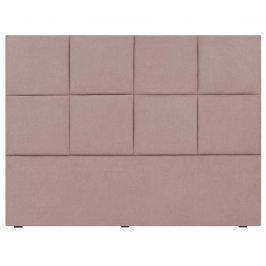 Čelo postele Barletta Light Pink 120x160 cm