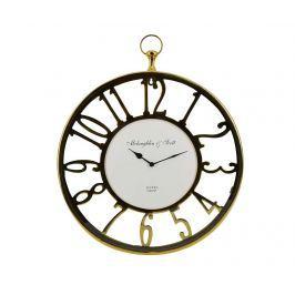 Nástěnné hodiny Atenas Golden