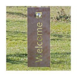Zahradní dekorace Welcome Stick