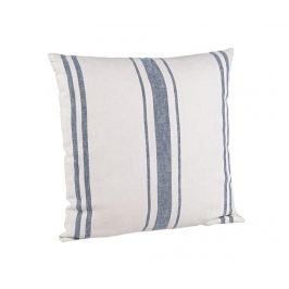 Dekorační polštář Rural Ivory Blue 45x45 cm