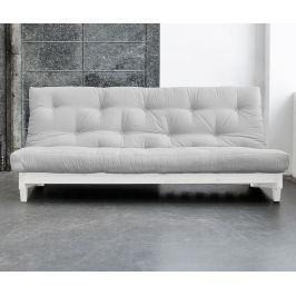 Rozkládací pohovka Fresh White and Light Grey