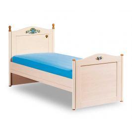 Rám postele pro děti Flora