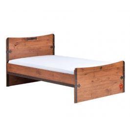 Rám postele pro děti Pirate