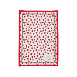 Kuchyňská utěrka Strawberry 50x70 cm