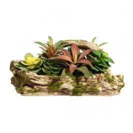 Umělá rostlina v květináči Callisto