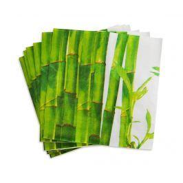 Sada 20 ubrousků Bamboo