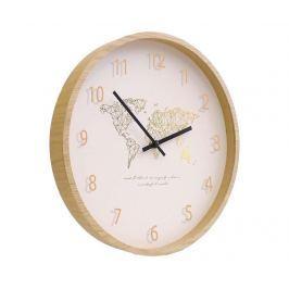 Nástěnné hodiny Mapamundi