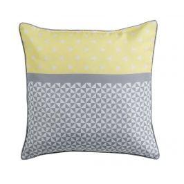 Dekorační polštář Matik Yellow 40x40 cm