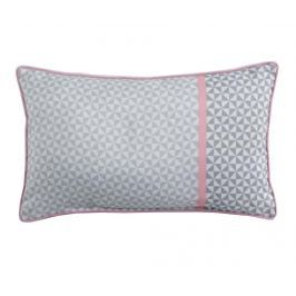 Dekorační polštář Matik Pink Line 30x50 cm