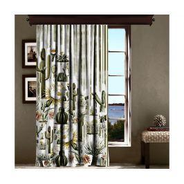 Závěs Cactus 140x260 cm