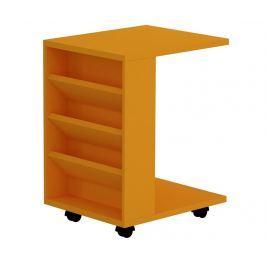 Konferenční stolek Section  Mustard