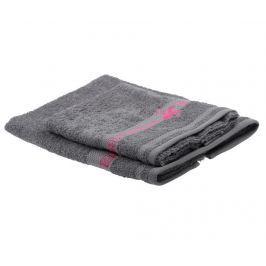 Sada 2 ručníků Tommy Zain Grey