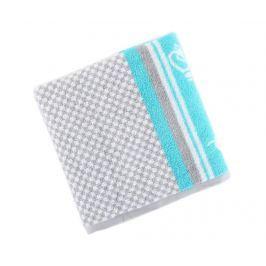 Ručník Joceline Turquoise Grey 50x100 cm