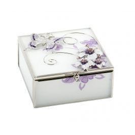 Šperkovnice Viktoria Dekorační krabice & špěrkovnice