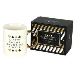 Hrnek Few Cards 350 ml Servírování čaje & kávy