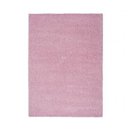 Koberec Hanna Pink 200x290 cm Monochromní