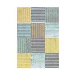 Koberec Kibuk Squares 80x150 cm Moderní