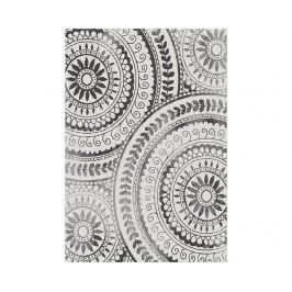 Koberec Norway Mandala White 120x170 cm Klasické