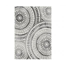 Koberec Norway Mandala White 140x200 cm Klasické