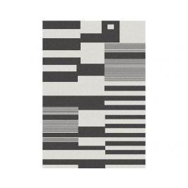 Koberec Norway Lines White 120x170 cm Moderní