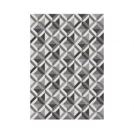 Koberec Norway Geometric Silver 120x170 cm