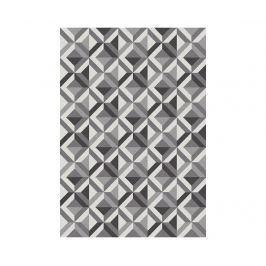 Koberec Norway Geometric Silver 160x230 cm