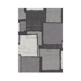 Koberec Adra Squares Grey 57x110 cm