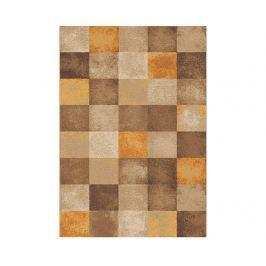 Koberec Amber Squares Beige 190x280 cm Moderní