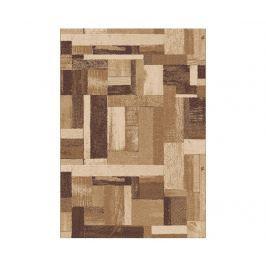 Koberec Amber Lines Beige 67x250 cm Moderní